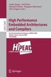 High Performance Embedded Architectures and Compilers (2009)