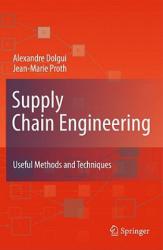 Supply Chain Engineering (2010)