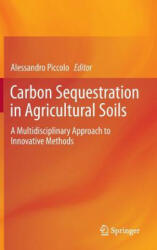 Carbon Sequestration in Agricultural Soils - Alessandro Piccolo (2012)