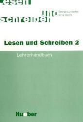 Lesen und Schreiben 2 Lehrerhandbuch - Georgia Lonnecker, Anne Robert (2004)