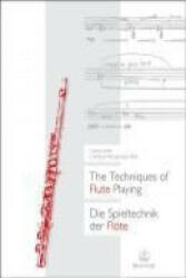 The Techniques of Flute Playing (2002)