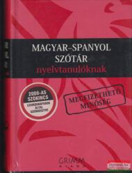 Magyar-spanyol szótár nyelvtanulóknak (2008)