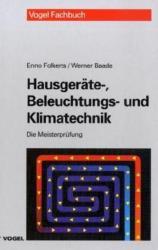 Hausgerte-, Beleuchtungs- und Klimatechnik (2007)