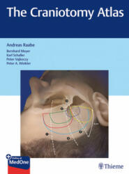 Craniotomy Atlas (ISBN: 9783132057913)