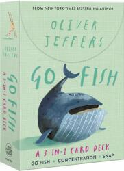 Go Fish A 3-in-1 Card Deck (ISBN: 9781984826749)