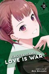 Kaguya-sama: Love Is War, Vol. 13 - Aka Akasaka (ISBN: 9781974710713)