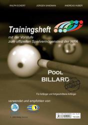 Trainingsheft Pool Billard PAT-Start - Ralph Eckert, Jorgen Sandmann, Andreas Huber (2007)