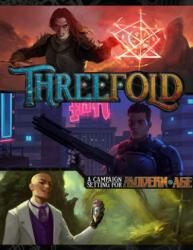 Threefold Core, Hardback (ISBN: 9781949160109)