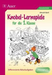 Knobel-Lernspiele fr die 1. Klasse (2009)