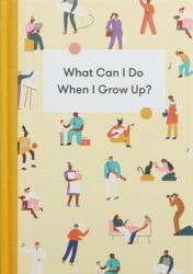 What Can I Do When I Grow Up? - ALAIN DE ED BOTTON (ISBN: 9781912891207)
