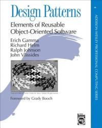 Design patterns : elements of reusable object-oriented software (ISBN: 9780201633610)