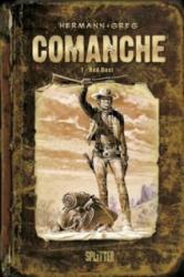 Comanche 01 - Red Dust (2009)