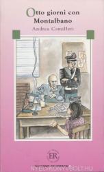 Otto Giorni Con Montalbano (ISBN: 9788723903105)