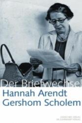 Hannah Arendt / Gershom Scholem Der Briefwechsel (2010)