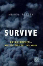 Survive - Amanda Ripley (2010)