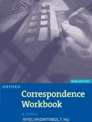 Oxford Handbook of Commercial Correspondence, New Edition: Workbook - A. Ashley (2003)