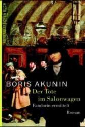 Der Tote im Salonwagen - Boris Akunin, Andreas Tretner (2003)