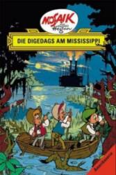 Die Digedags, Amerikaserie 02. Die Digedags am Mississippi (2005)