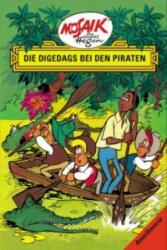 Die Digedags, Amerikaserie 03. Die Digedags bei den Piraten (2005)