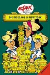 Amerikaserie 15. Die Digedags in New York (2005)