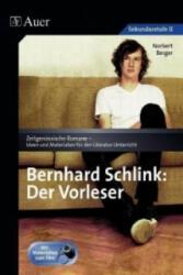 Bernhard Schlink: Der Vorleser (2009)