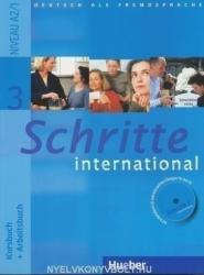 Kursbuch + Arbeitsbuch, m. Arbeitsbuch-Audio-CD - Silke Hilpert, Daniela Niebisch, Franz Specht, Monika Reimann, Andreas Tomaszewski (ISBN: 9783190018536)