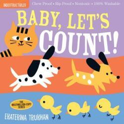 Indestructibles: Baby, Let's Count! (ISBN: 9781523506224)