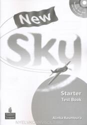 New Sky Test Book Starter - Alinka Kountoura (ISBN: 9781405874885)