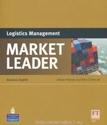 Market Leader ESP Book - Logistics Management (ISBN: 9781408220061)