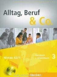 Kursbuch + Arbeitsbuch, m. Audio-CD zum Arbeitsbuch - Norbert Becker, Jörg Braunert (ISBN: 9783193015907)