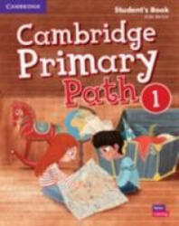 Cambridge Primary Path Level 1 Student's Book with Creative Journal - Aida Berber (ISBN: 9781108709873)