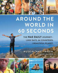 Around the World in 60 Seconds - Nuseir Yassin (ISBN: 9780062932679)