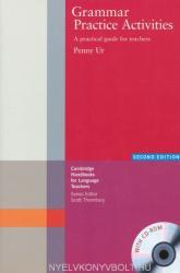 Grammar Practice Activities Paperback with CD-ROM - Penny Ur (ISBN: 9780521732321)