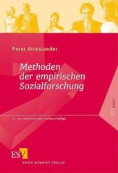 Methoden der empirischen Sozialforschung (2010)