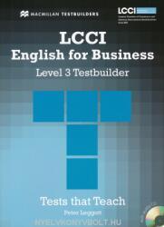 LCCI Testbuilder 3 Pack - Peter Leggott (ISBN: 9780230733923)