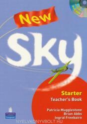 New Sky Teacher's Book and Test Master Multi-Rom Starter Pack (ISBN: 9781408205983)