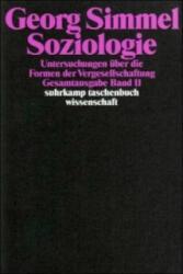 Soziologie - Untersuchungen ber die Formen der Vergesellschaftung (2010)