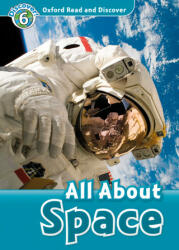 Oxford Read and Discover: Level 6: All About Space Audio Pack (2016)
