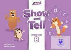Show and Tell: Level 3: Literacy Book - Gabby Pritchard (2014)