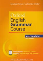 Oxford English Grammar Course Intermediate Revised Edition with Answers - Michael Swan, Catherine Walter (2019)