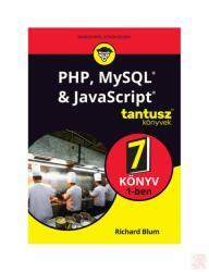 PHP, MySQL, Javascript &HTML (ISBN: 9786155186721)