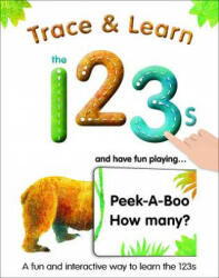 Trace & Learn the 123s - Alex A. Lluch (ISBN: 9781613510889)