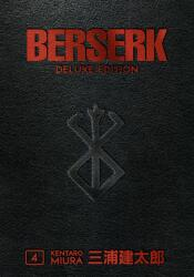 Berserk Deluxe. Vol. 4 (ISBN: 9781506715216)