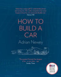 How to Build a Car - Adrian Newey (ISBN: 9780008352479)