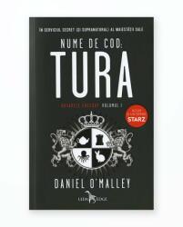 Nume de cod: TURA. Dosarele Checquy (ISBN: 9786067936339)