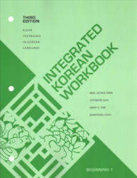 Integrated Korean Workbook - Beginning 1 (ISBN: 9780824876500)