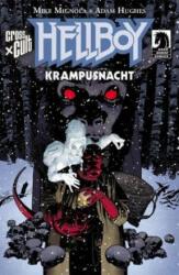 Hellboy: Krampusnacht - Mike Mignola, Adam Hughes (ISBN: 9783959817288)