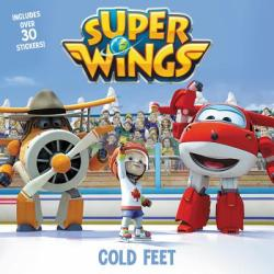 Super Wings: Cold Feet (ISBN: 9780062907394)