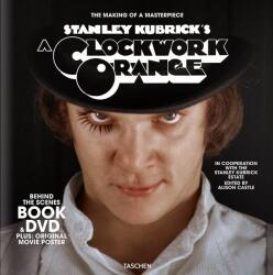Kubrick's A Clockwork Orange. Book & DVD Set (ISBN: 9783836579575)