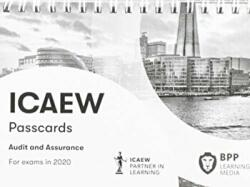 ICAEW Audit and Assurance. Passcards, Spiral Bound (ISBN: 9781509781768)